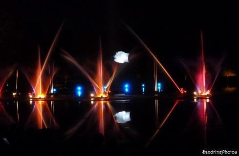 Feu d`artifice, Fireworks, Le ciel en feu, Fire in the sky, Verrières, Poitou-Charentes 6 juillet 2013 (63)