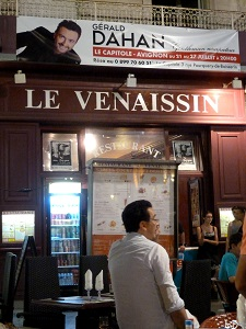 Gérald Dahan, Festival Off, Avignon, Vaucluse, Provence