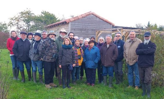 Journée des propriétaires de Refuges LPO au Verger, Bouresse, Sud Vienne 86, Photos Sandrine Berthault(58)