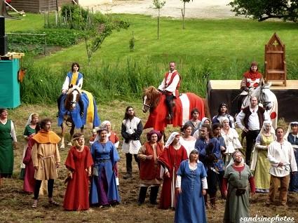 Journée médiévale 24 juin 2012 Nouaillé Maupertuis (104)