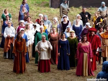Journée médiévale 24 juin 2012 Nouaillé Maupertuis (132)