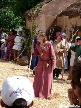 Journée médiévale 24 juin 2012 Nouaillé Maupertuis (2)