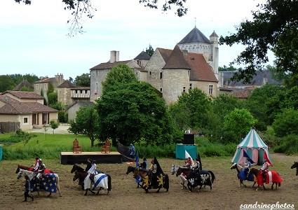 Journée médiévale 24 juin 2012 Nouaillé Maupertuis (72)