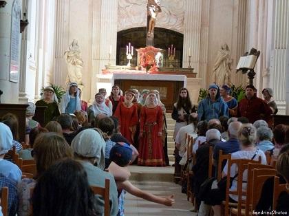 Journée médiévale à Nouaillé Maupertuis, 30 juin 2013 (25)