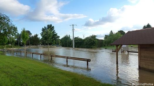 La Dive déborde à Bouresse, Poitou-Charentes 19 juin 2013 (16)