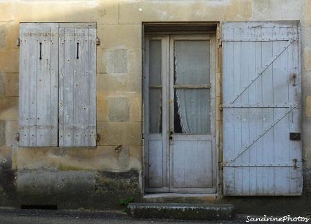 Maison du petit village de Bouresse, House in the small village of Bouresse, Poitou-Charentes