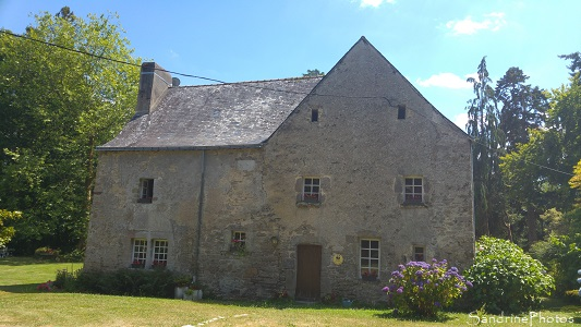Manoir de Coët Caret, Herbignac, Loire-Atlantique, Bretagne, Gîte de France (25)