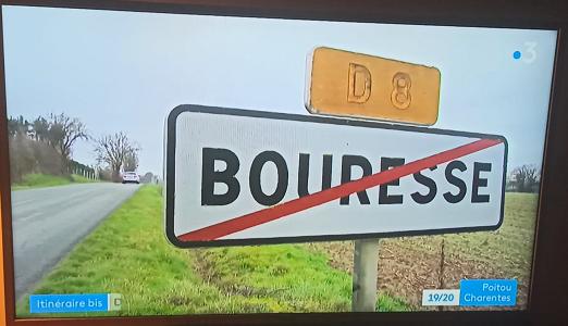 Panneau Bouresse, Emission télé Itinéraire Bis France 3 Poitou-Charentes, Vidéo (2)